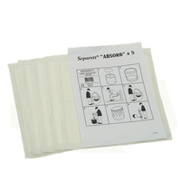 SEPARETT Absorb Pads Pk of 5