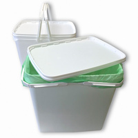 Separett Weekend Waste Bin with Lid