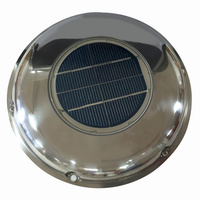 Solar Day/Night vent - 3 inch